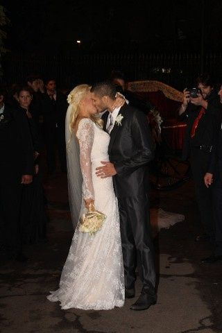 Boda famosos: Wanda Nara & Mauro Icardi 2