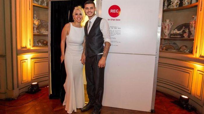 Boda famosos: Wanda Nara & Mauro Icardi 7