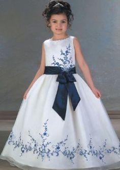 dca6bb5c0 14 vestidos elegantes y modernos para pajecitas ♥