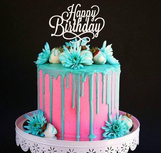 Drip Cakes Deliciosas Tortas Que Gotean
