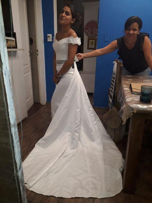 ¡Me caso con este vestido! 💍 2