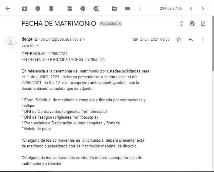 Registro civil ramos mejia - 1
