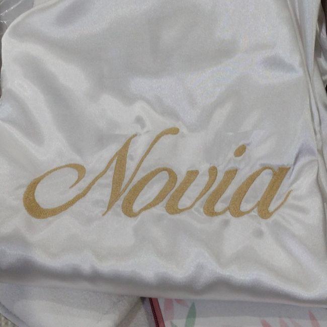 Bata de Novia 😍 - 2
