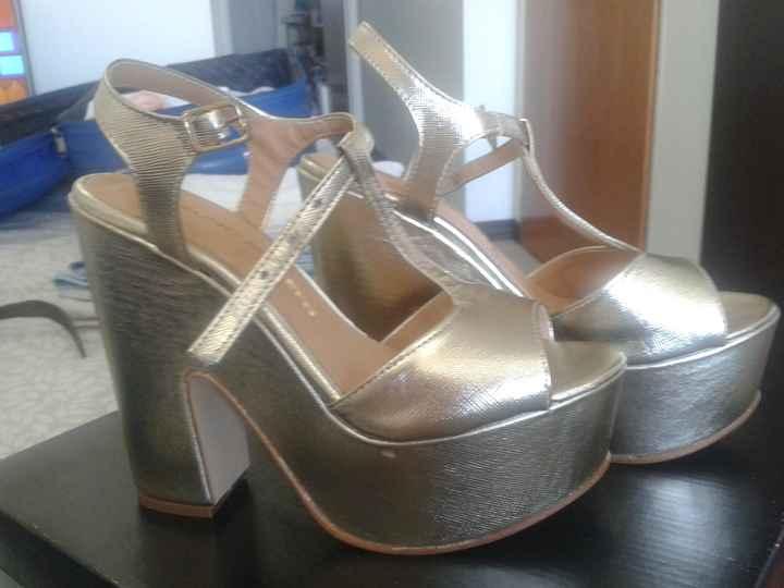 Mis zapatos ♥ - 1
