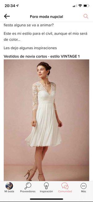 Vestidos de Novia!, aquí adjunto lista de tiendas y diseñadores. 1