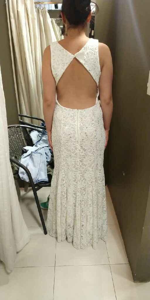 La tela de tu vestido: ¿❤️ o 😮? - 1
