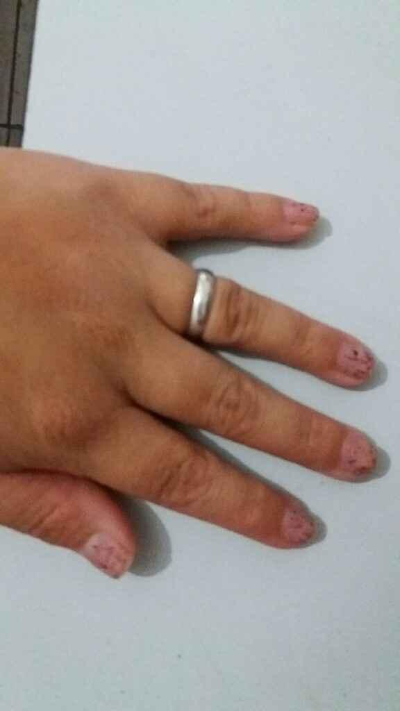 Cuál es tu anillo de compromiso? 💍 - 1