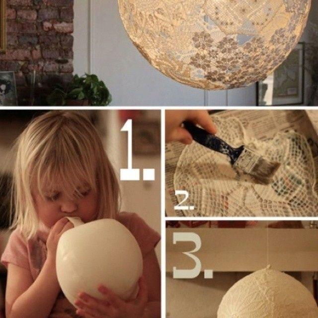 Decoraci n con bolas de lana - Bolas de decoracion ...