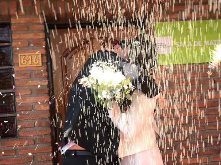 Los sueños se cumplen ... recién casados ♥️ - 4