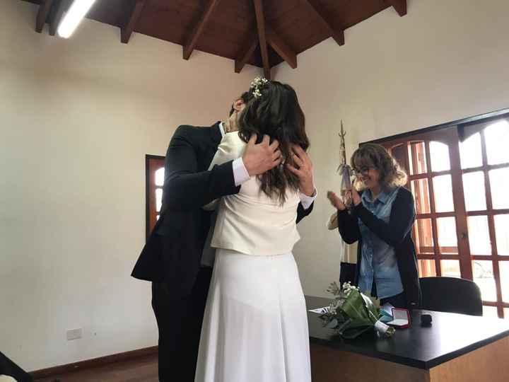 Los sueños se cumplen ... recién casados ♥️ - 5