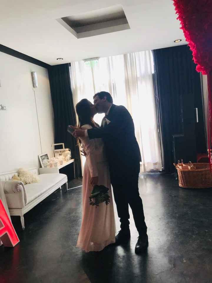 Los sueños se cumplen ... recién casados ♥️ - 6