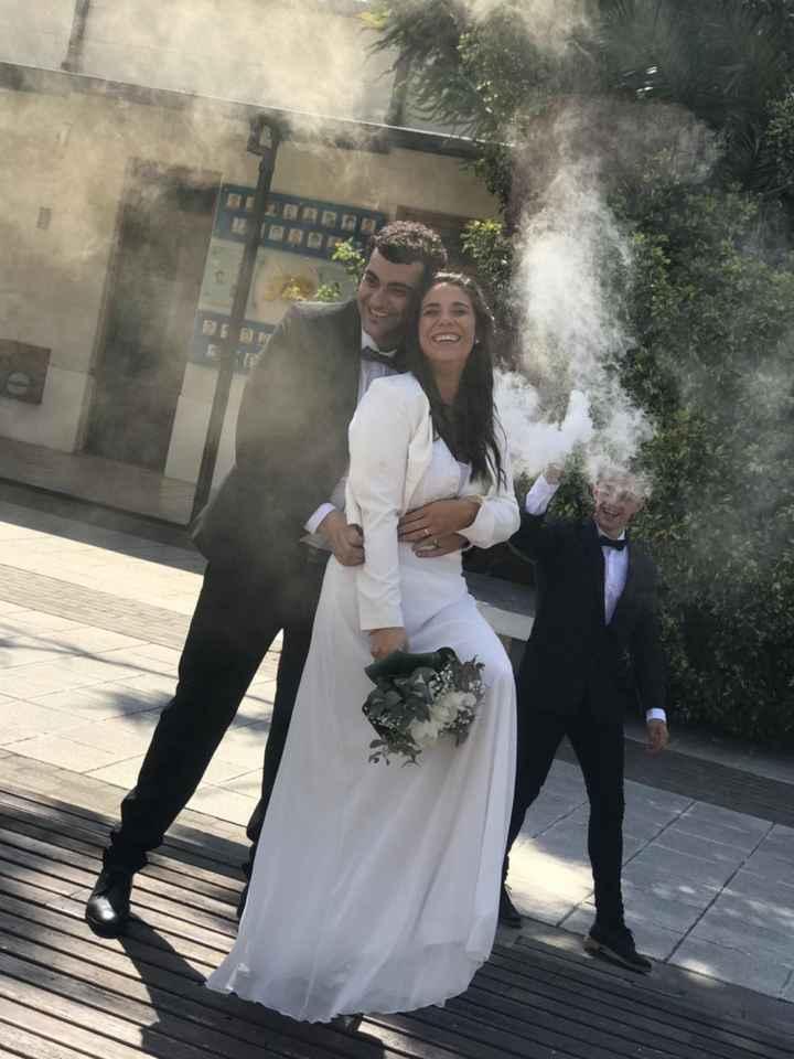 Los sueños se cumplen ... recién casados ♥️ - 9