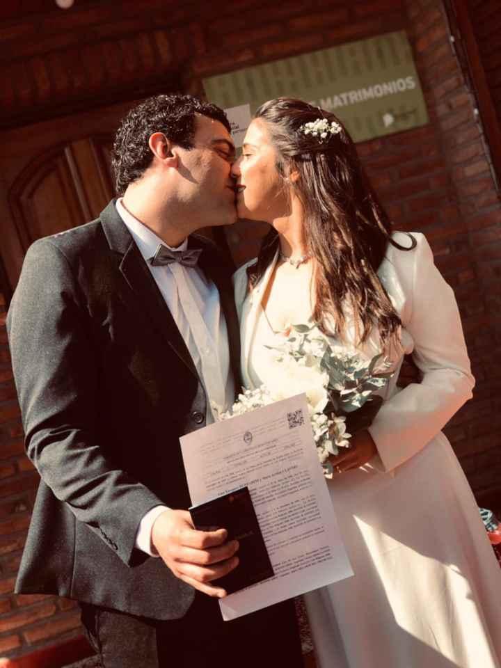 Los sueños se cumplen ... recién casados ♥️ - 15