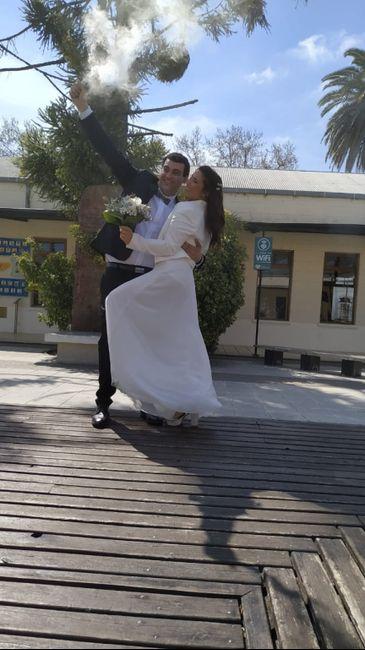 Los sueños se cumplen ... recién casados ♥️ 2