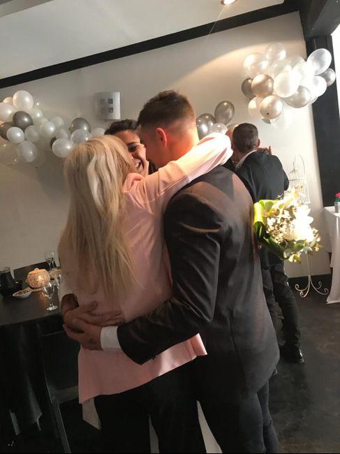 Los sueños se cumplen ... recién casados ♥️ 7