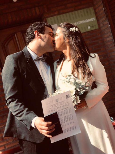 Los sueños se cumplen ... recién casados ♥️ 15