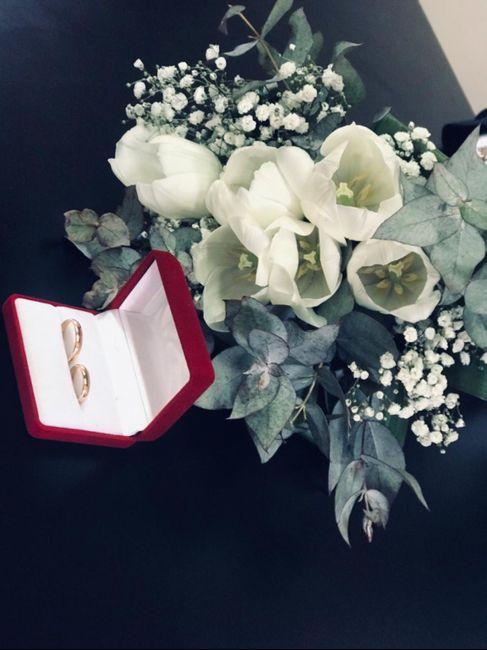 Los sueños se cumplen ... recién casados ♥️ 16
