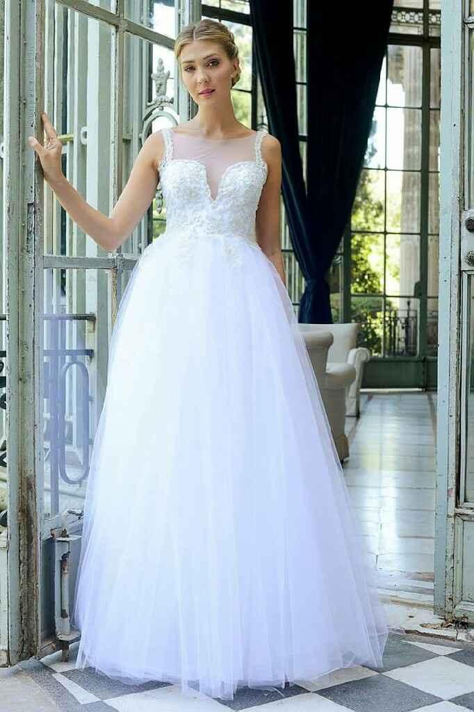 Mi vestido de novia es - 1