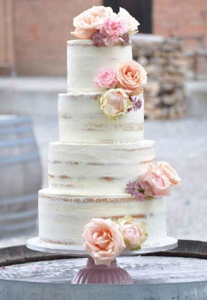 Agustina, Mi torta de casamiento - 1