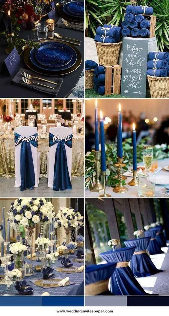 Que colores elegir para la boda!! - 3