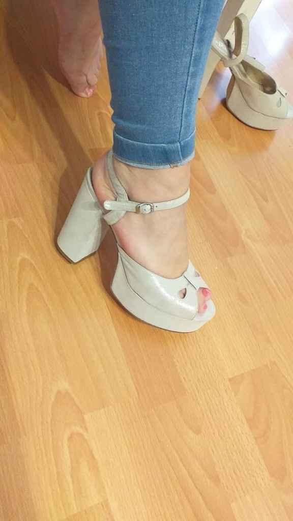 Si a los zapatos ♡ - 1