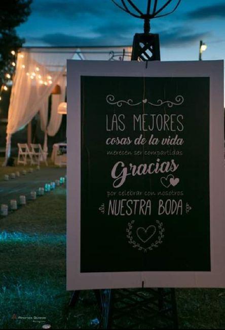 Paola, mi casamiento en 3 imágenes 1