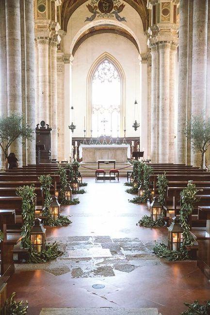 Yo me caso en la iglesia ( ____ ) 1