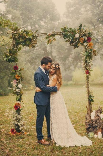 ¿Cómo quiero que sea el estilo de mi casamiento? 3