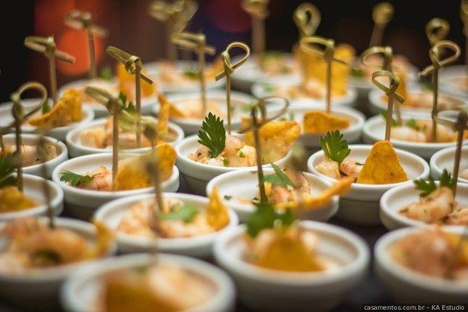 El menú de tu casamiento: ¿Lunch o en la mesa? 1