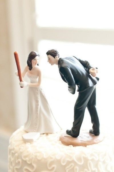 Cake toppers originales 2