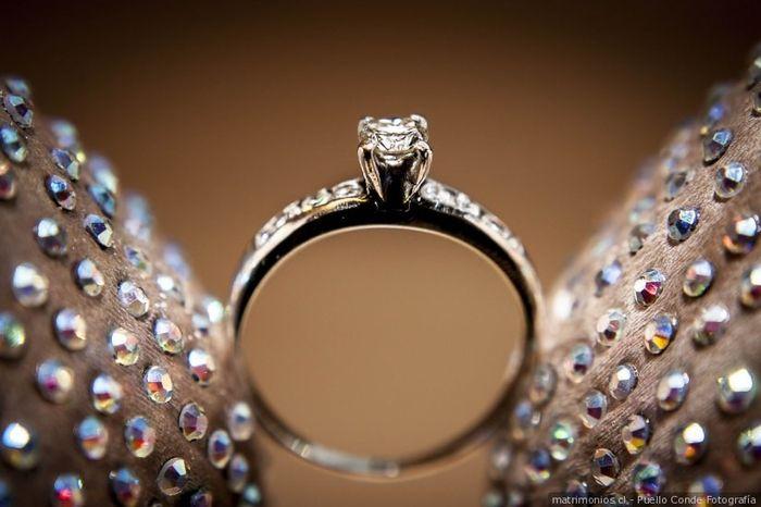 ¿Qué anillo de compromiso va más con vos? 1