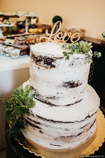 ¿Qué torta de novios va más con su estilo? 2