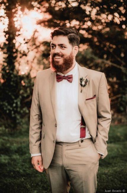 ¿Cuál de estos look de novio elegís? 2