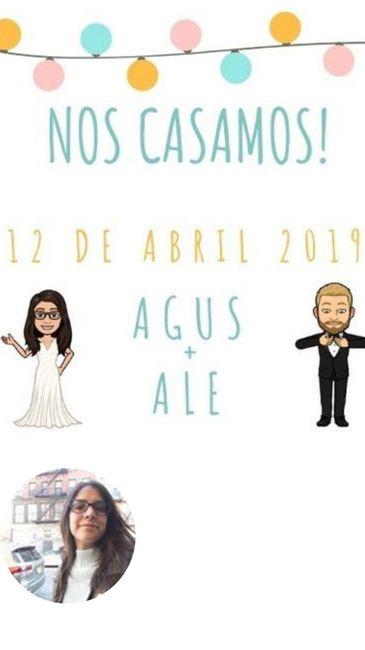 ¿Ganan las INVITACIONES de Agustina o de María? 1