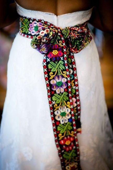 Ideas para una boda estilo Mexicano 3