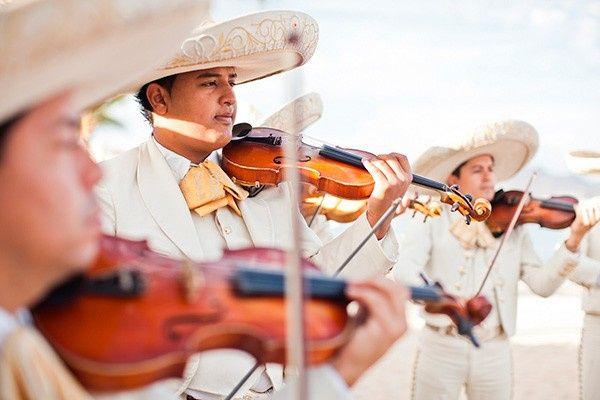 Ideas para una boda estilo Mexicano 8