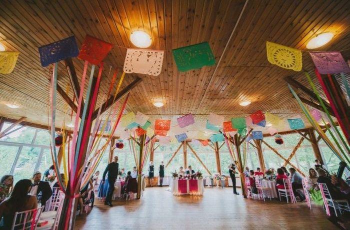 Ideas para una boda estilo Mexicano 9