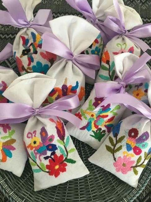 Ideas para una boda estilo Mexicano 11