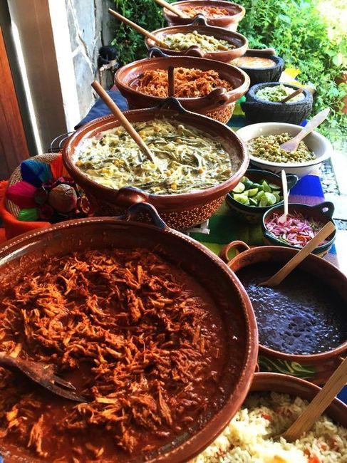 Ideas para una boda estilo Mexicano 12