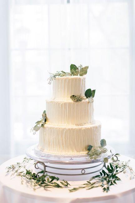 ¿Qué nota le pones a la torta? Del 1 al 10... 1