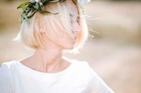 Cambio de look el día de la boda - 4