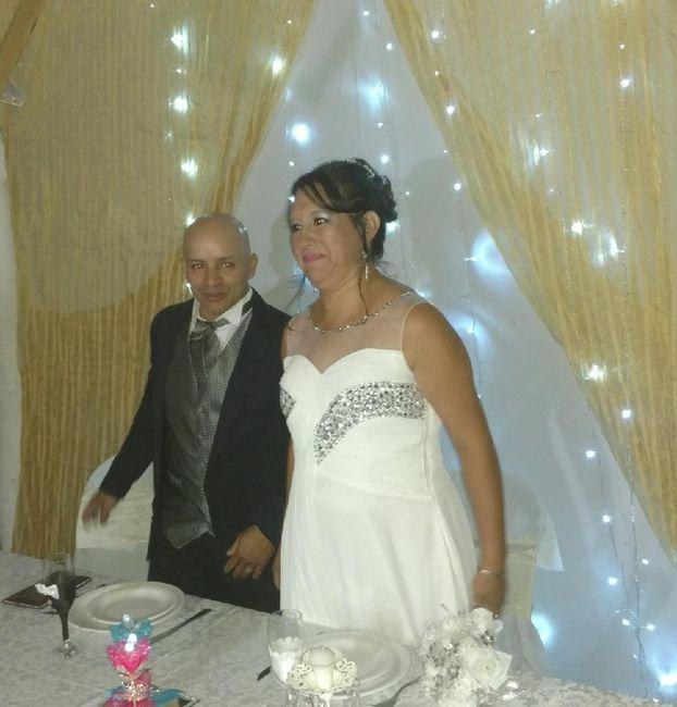 Recién casada 1
