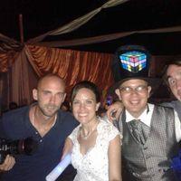 Con los fotógrafos
