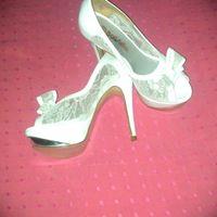 Mis zapatos para el Gran Día!