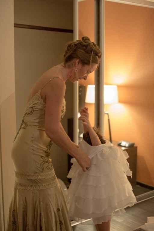 mi mama con nuestra princesa!