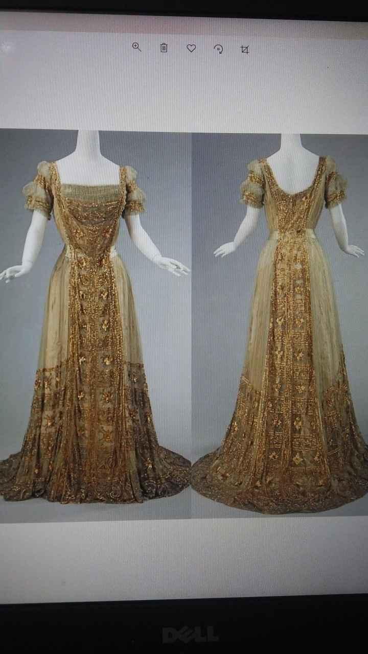 Tipo de vestido - 1