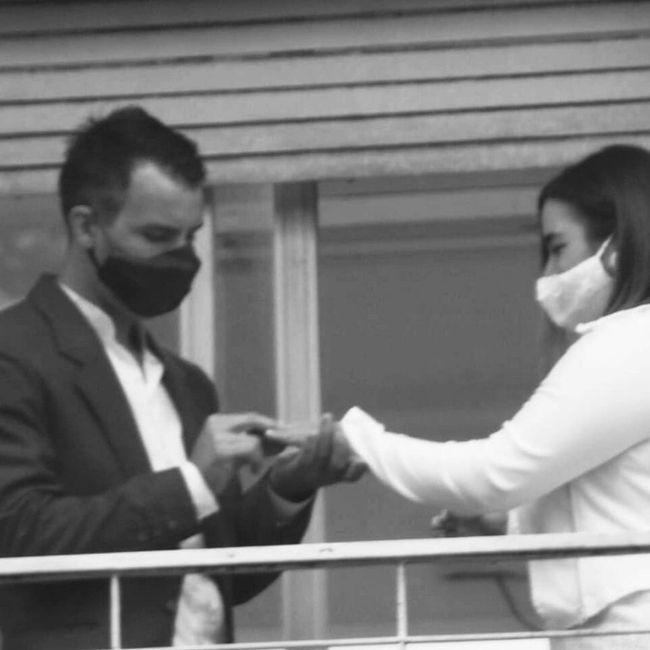 Mi casamiento por civil!!!! 9/04/2021 3
