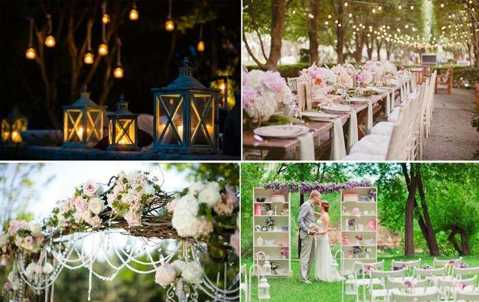 Quiero una boda boho chic romántica !!! 4