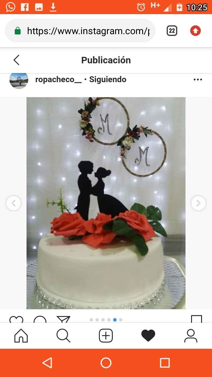 ¿Qué torta de novios va más con su estilo? 4