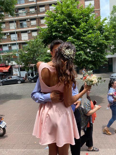 Mi casamiento Civil 💗 9